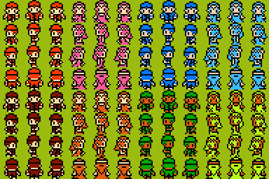 Example - Test Spritesheet