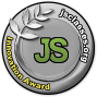 JavaScript Programming Innovation award winner